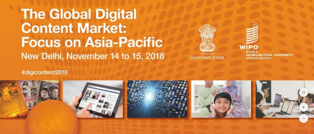 The Global Digital Content Market bio
