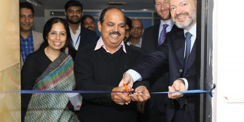 Inauguration of the TISC at PSCST, Chandigarh