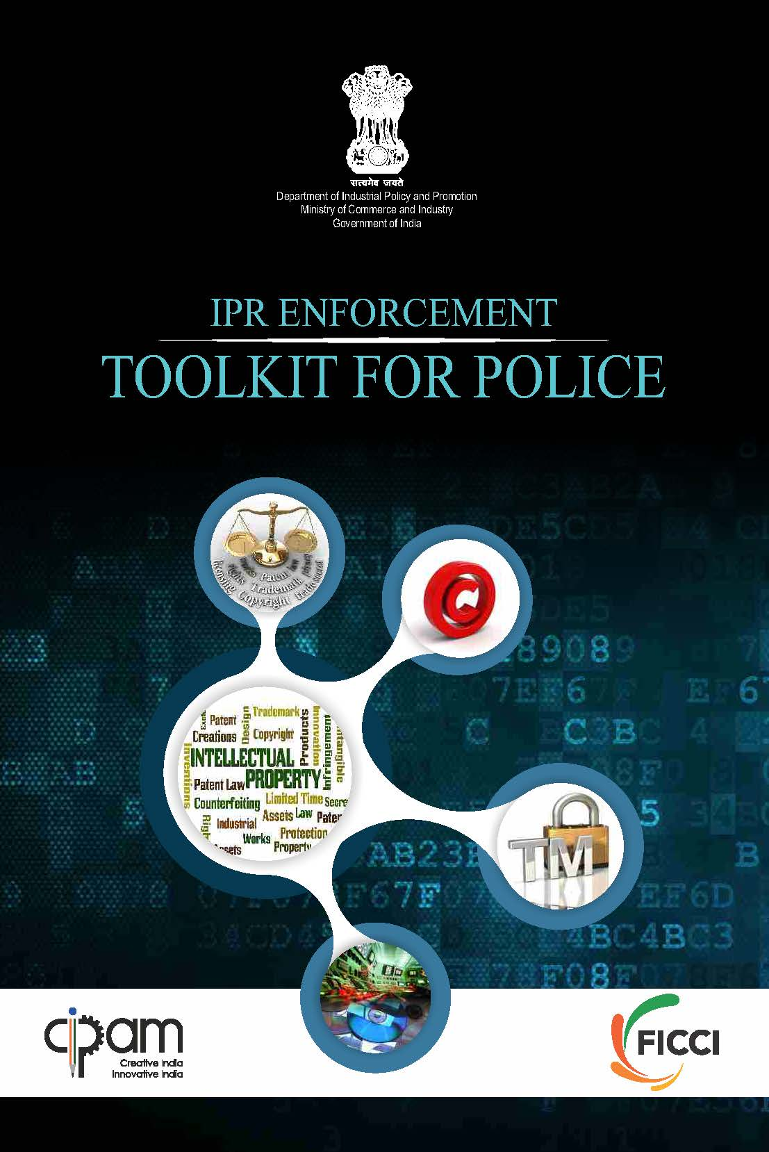 CIPAM's IPR Enforcement Toolkit image