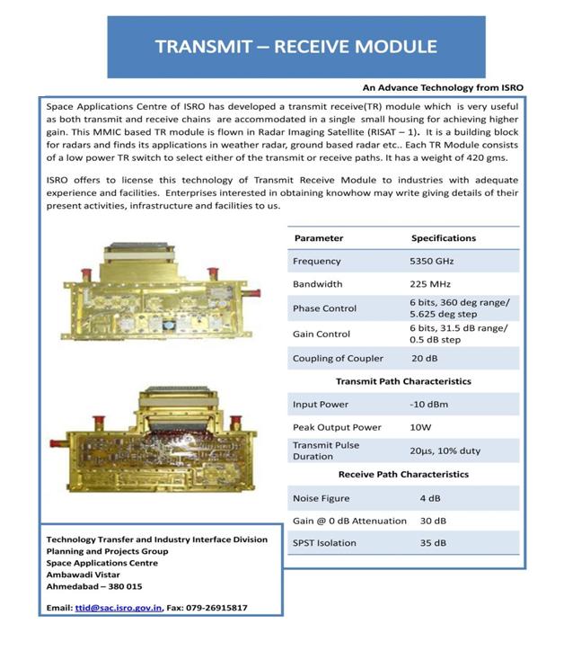 transmit-receive-module