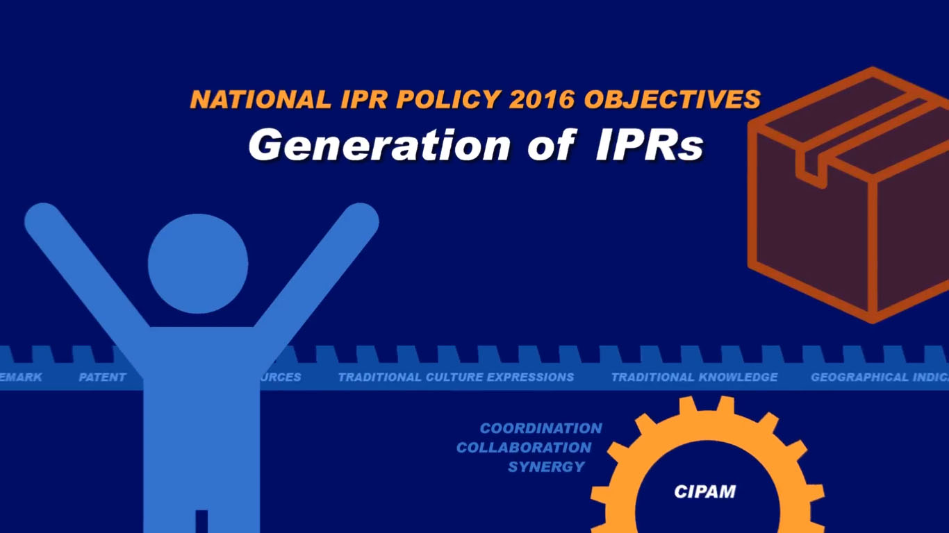 Generation of IPRs image