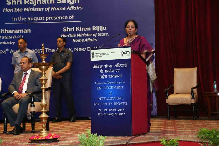 Speech of  Smt. Nirmala Sitharaman image