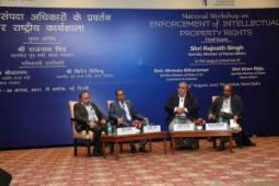 National Workshop on Enforcement of Intellectual Property Rights